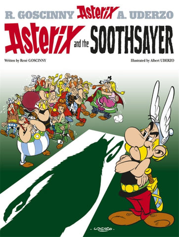 Asterix and the Soothsayer  by René Goscinny - 9780752866420