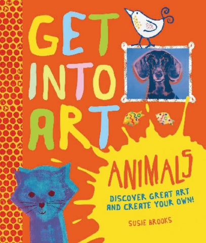Get into Art - Animals