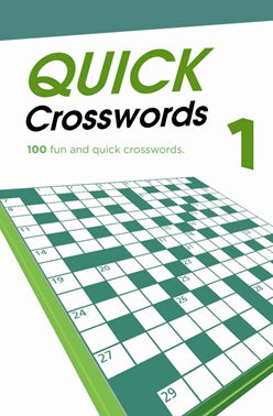 Quick Crosswords