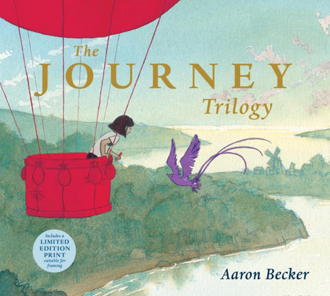 The Journey Trilogy  by Aaron Becker (Illustrator) - 9780763695378