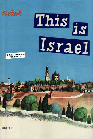 This Is Israel  by Miroslav Sasek - 9780789315953