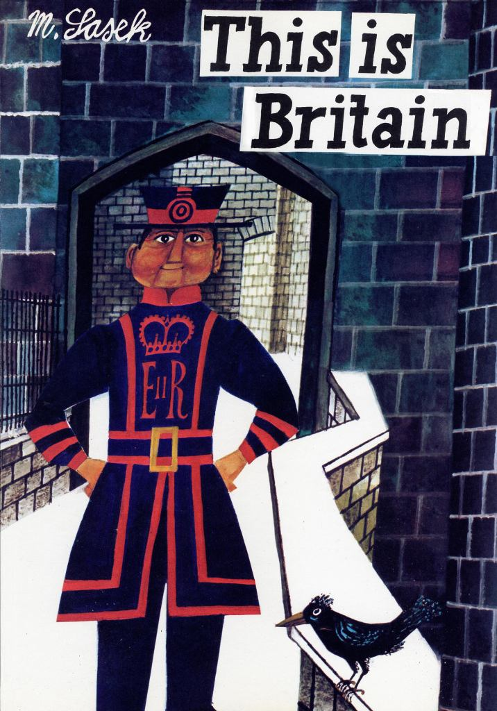 This Is Britain  by Miroslav Sasek - 9780789317537