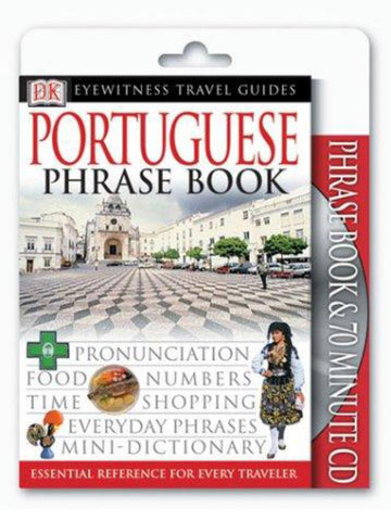 Eyewitness Travel Guides - Portuguese Phrase Book