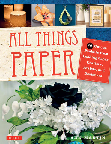 All Things Paper  by Ann Martin - 9780804843669