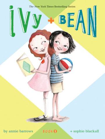 Ivy and Bean  by Annie Barrows - 9780811849098