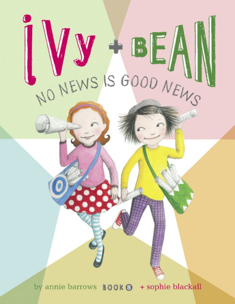 No News Is Good News  by Annie Barrows - 9780811866934