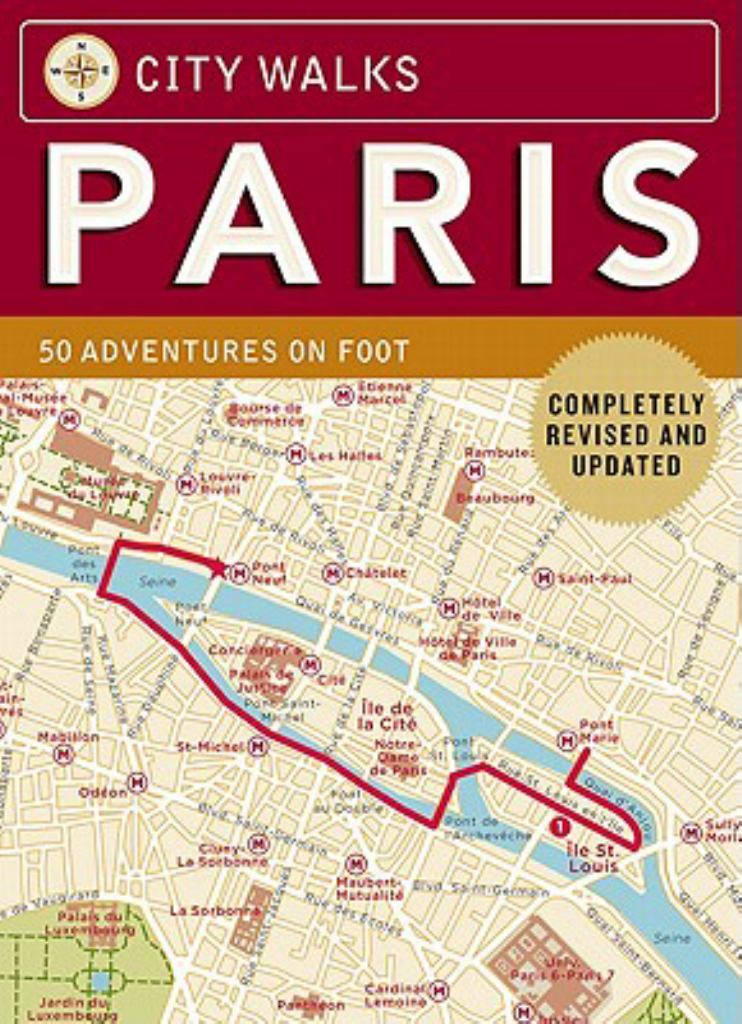 City Walks - Paris  -