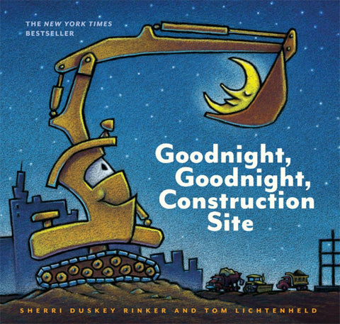 Goodnight, Goodnight, Construction Site  -