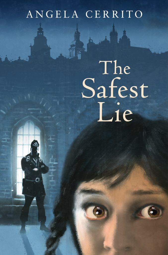 The Safest Lie  by Angela Cerrito - 9780823440467