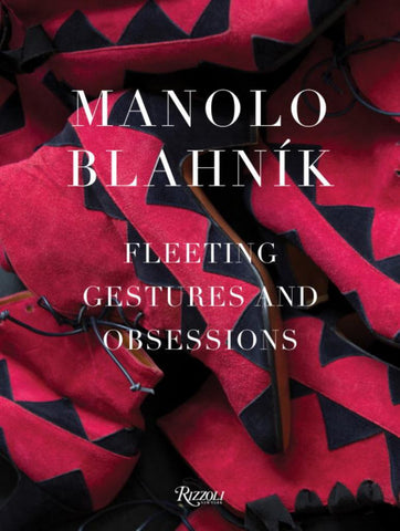Manolo Blahnik  by Manolo Blahnik - 9780847846184