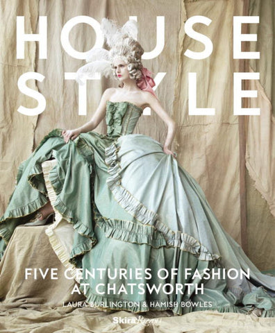 House Style  by Duke of Duke of Devonshire (Foreword by) - 9780847858965