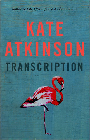 Transcription  by Kate Atkinson - 9780857525895