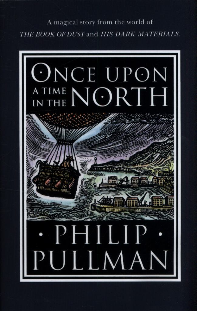 Once upon a Time in the North  by Philip Pullman - 9780857535665