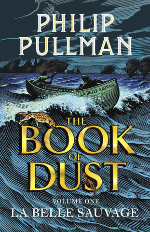 La Belle Sauvage  by Philip Pullman - 9780857561084