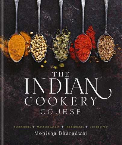 The Indian Cookery Course  by Monisha Bharadwaj - 9780857833280