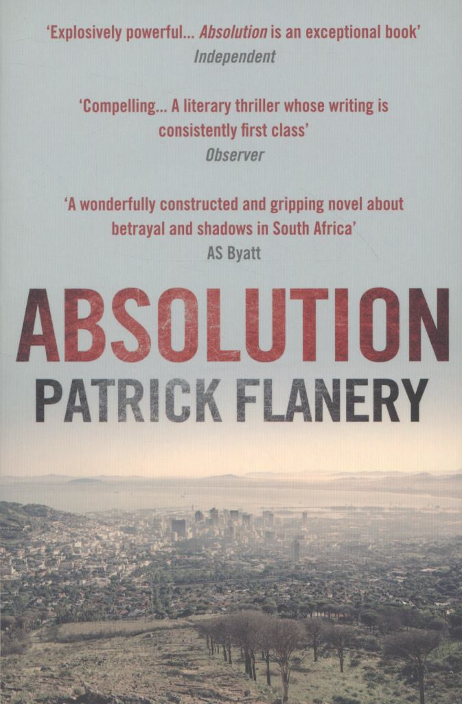 Absolution  by Patrick Flanery - 9780857892027