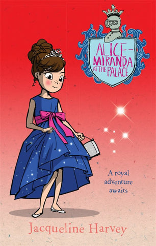 Alice-Miranda at the Palace  by Jacqueline Harvey - 9780857982728