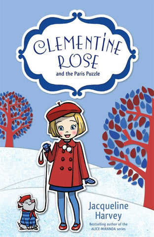 Clementine Rose and the Paris Puzzle  by Jacqueline Harvey - 9780857987884