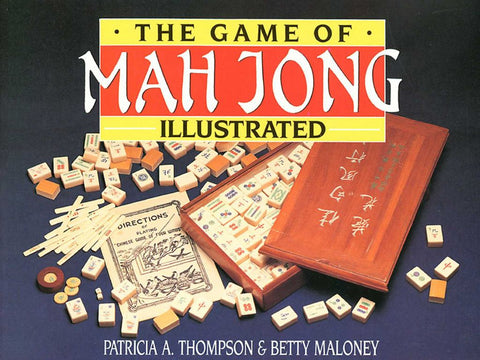 The Game of Mah Jong  by Patricia A. Thompson - 9780864173027