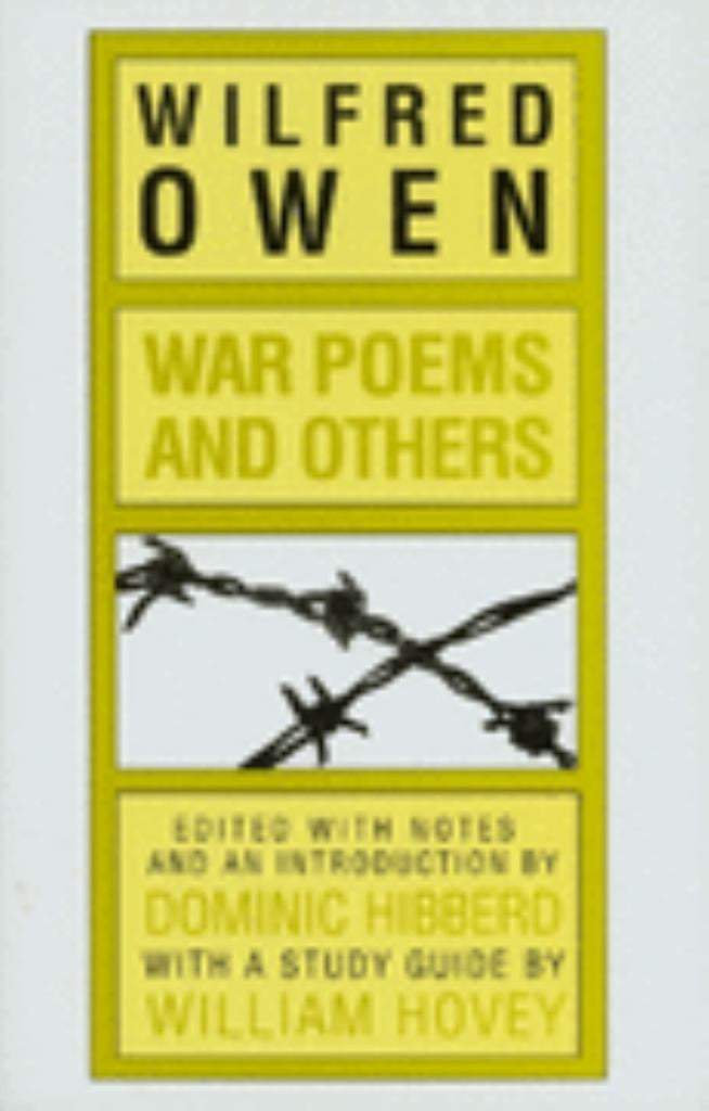 War Poems and Others  by Wilfred Owen - 9780900882463