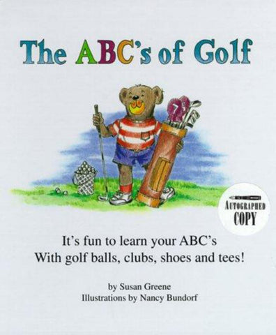 The ABC's of Golf  by Susan Greene - 9780965110006
