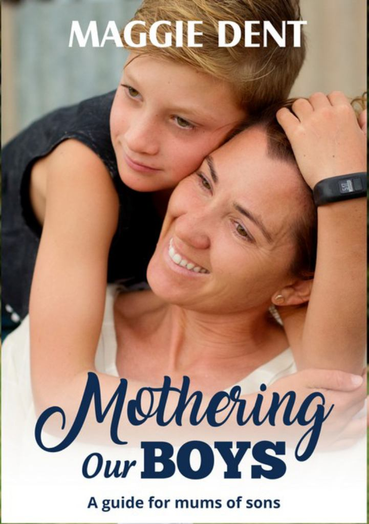 Mothering Our Boys  by Maggie Dent - 9780994563279