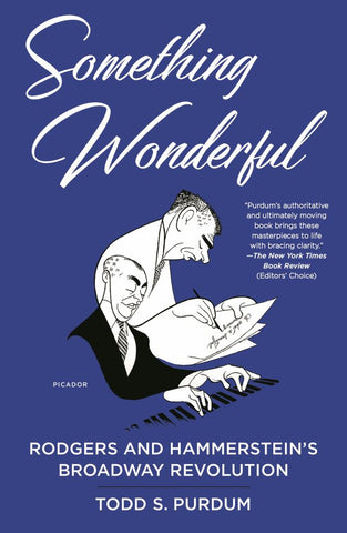 Something Wonderful  by Todd S. Purdum - 9781250214867