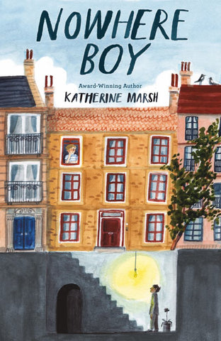 Nowhere Boy  by Katherine Marsh - 9781250307576