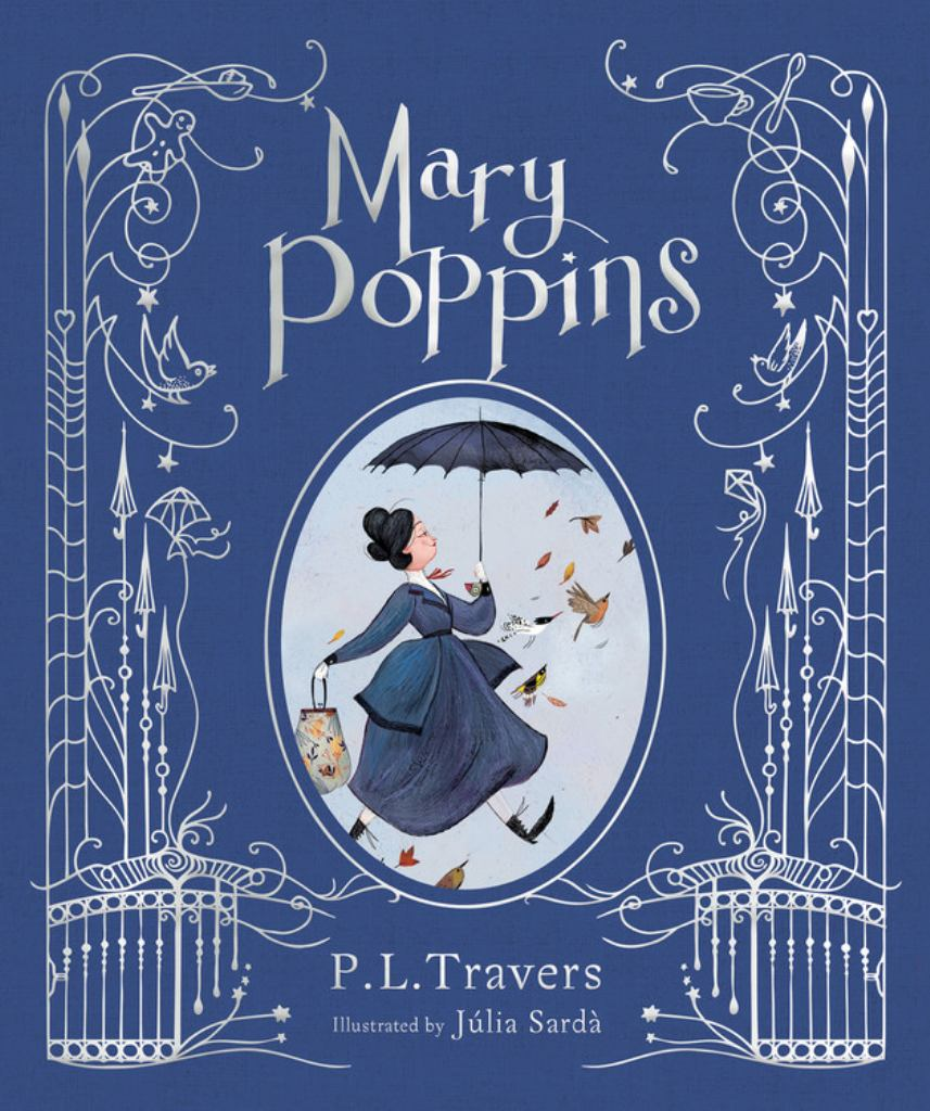 Mary Poppins (illustrated Gift Edition)  by P. L. Travers - 9781328498847
