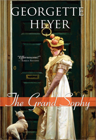 The Grand Sophy  by Georgette Heyer - 9781402218941