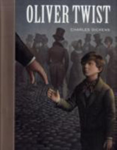 Oliver Twist  by Charles Dickens - 9781402754258