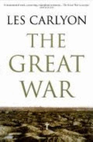 The Great War  by Les Carlyon - 9781405037990