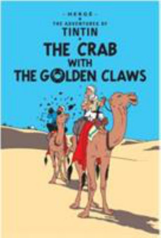 The Crab with the Golden Claws  by Hergé - 9781405206204