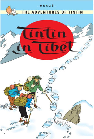 Tintin in Tibet  by Hergé - 9781405206310