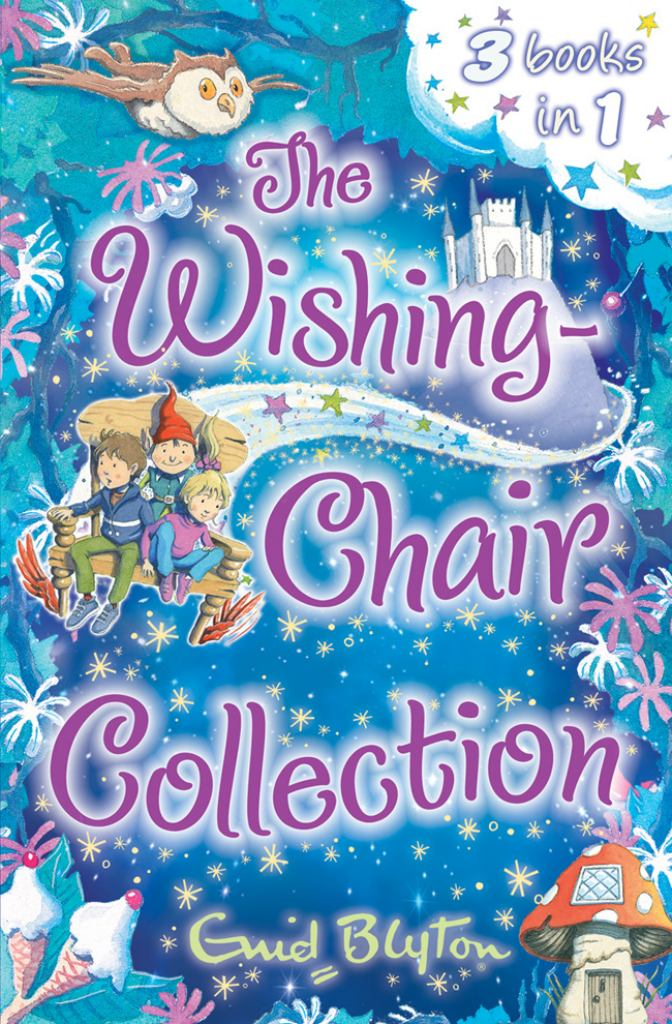 The Wishing Chair Collection  by Enid Blyton - 9781405248488