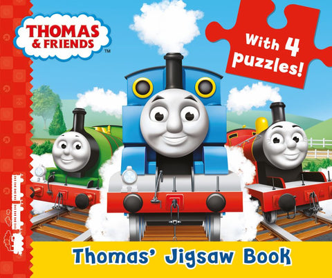 Thomas and Friends: Thomas' Jigsaw Book
