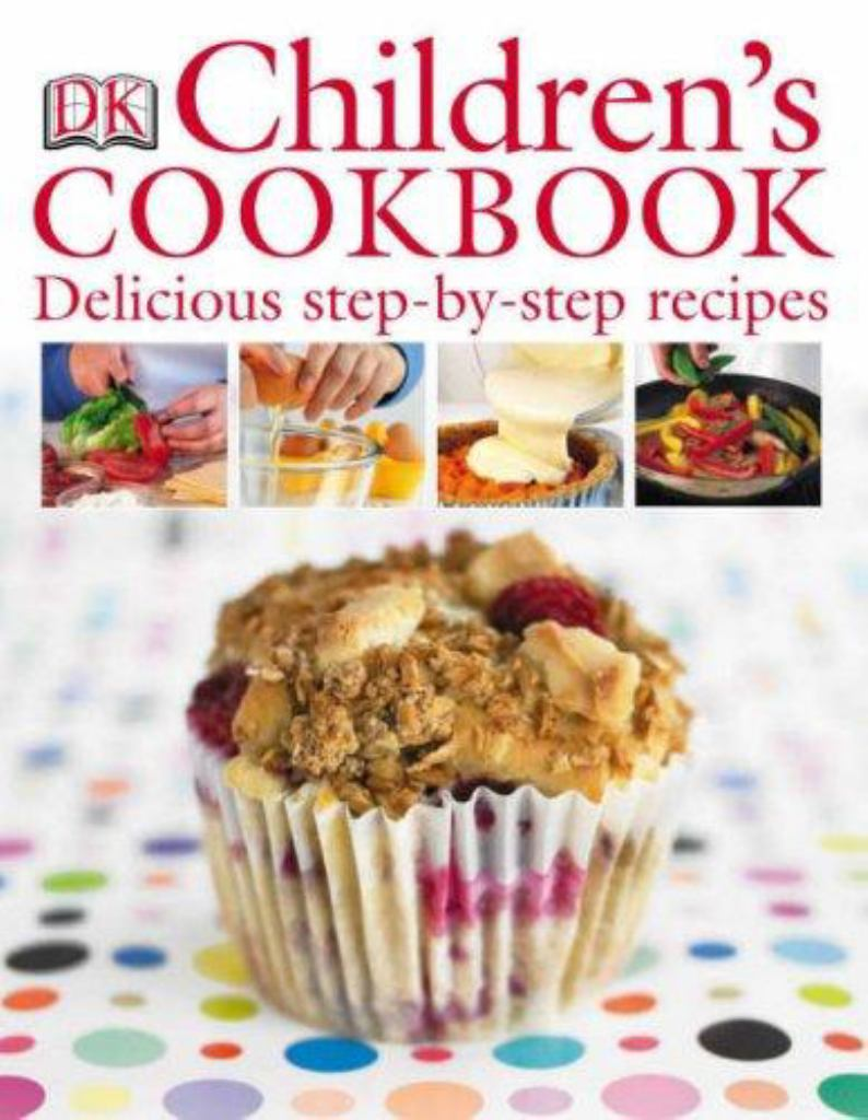 Children's Cookbook  by Katharine Ibbs - 9781405305884