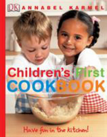 Children's First Cookbook  by Annabel Karmel - 9781405308434