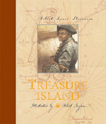 Treasure Island  by Robert Louis Stevenson - 9781406300109