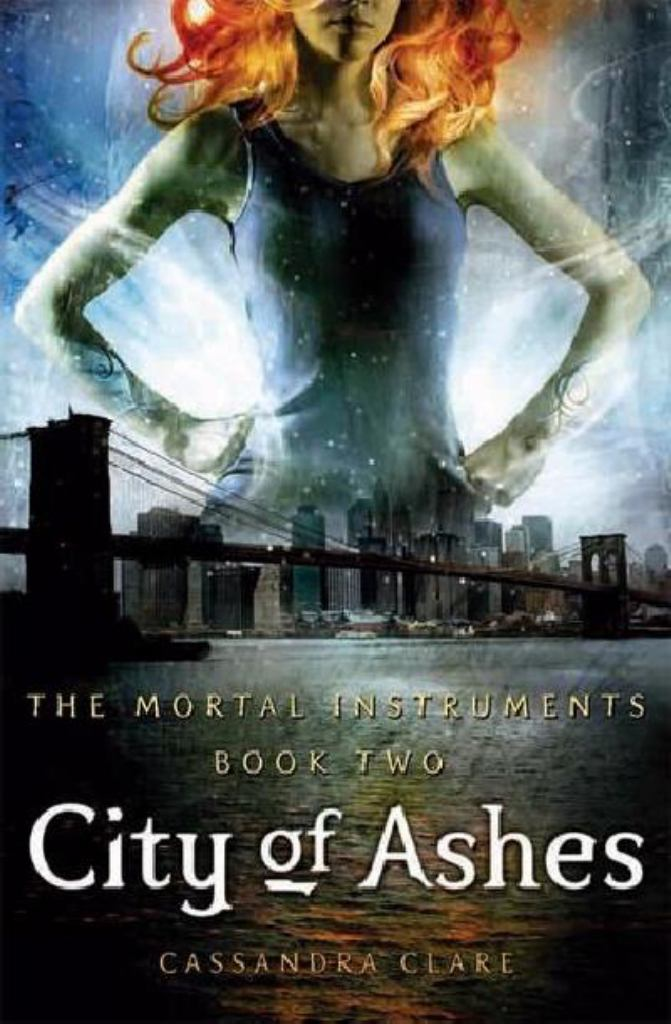 City of Ashes  by Cassandra Clare - 9781406318494