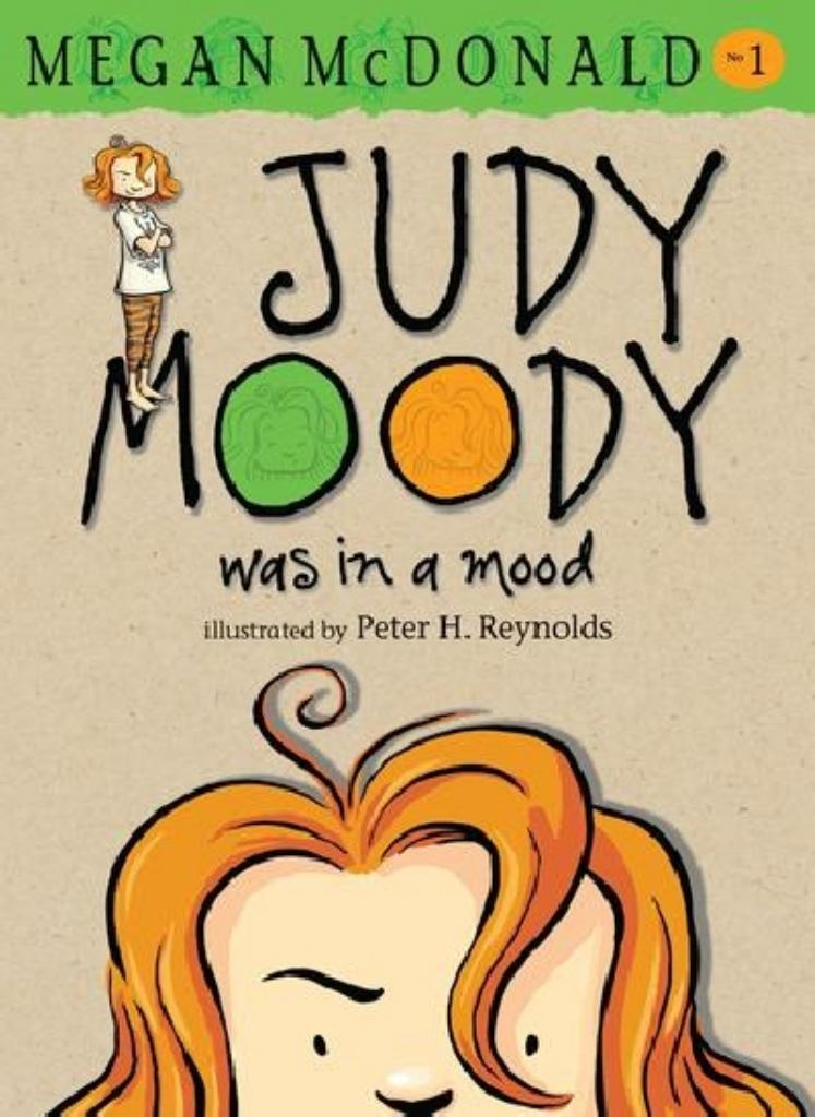 Judy Moody Was in a Mood  -