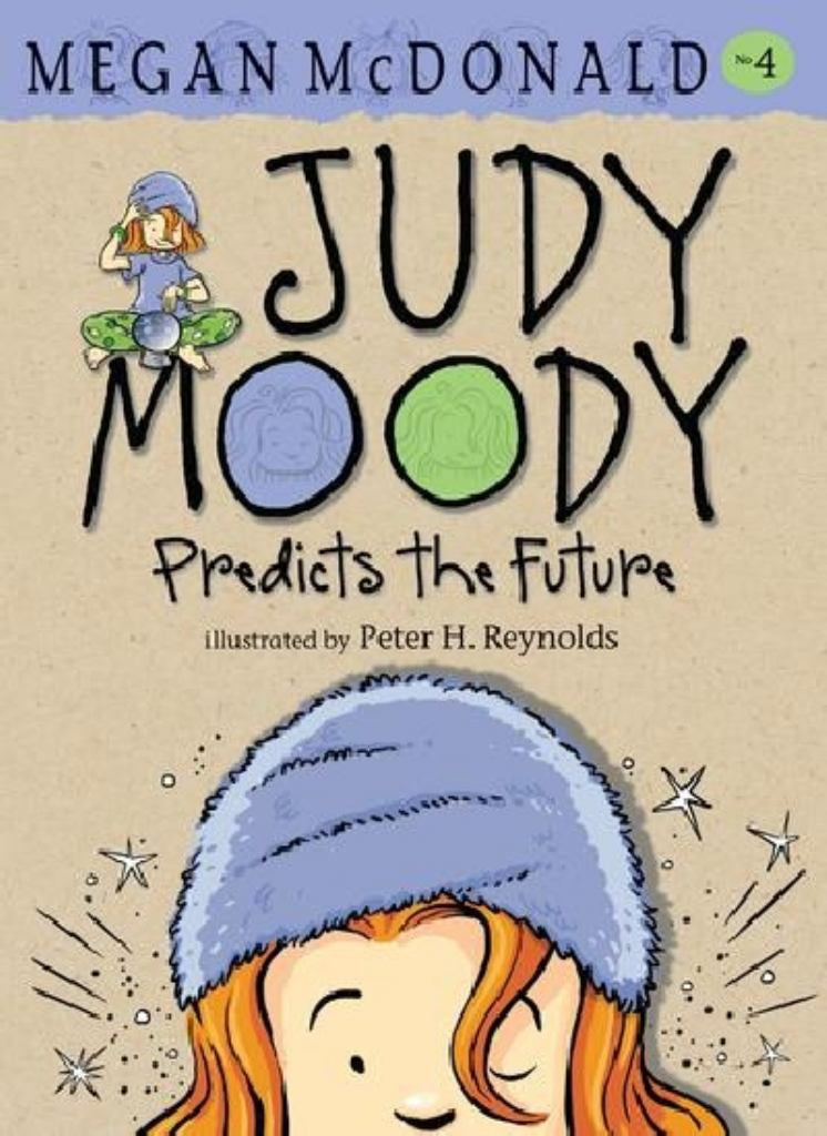 Judy Moody Predicts the Future  by Megan McDonald - 9781406336085