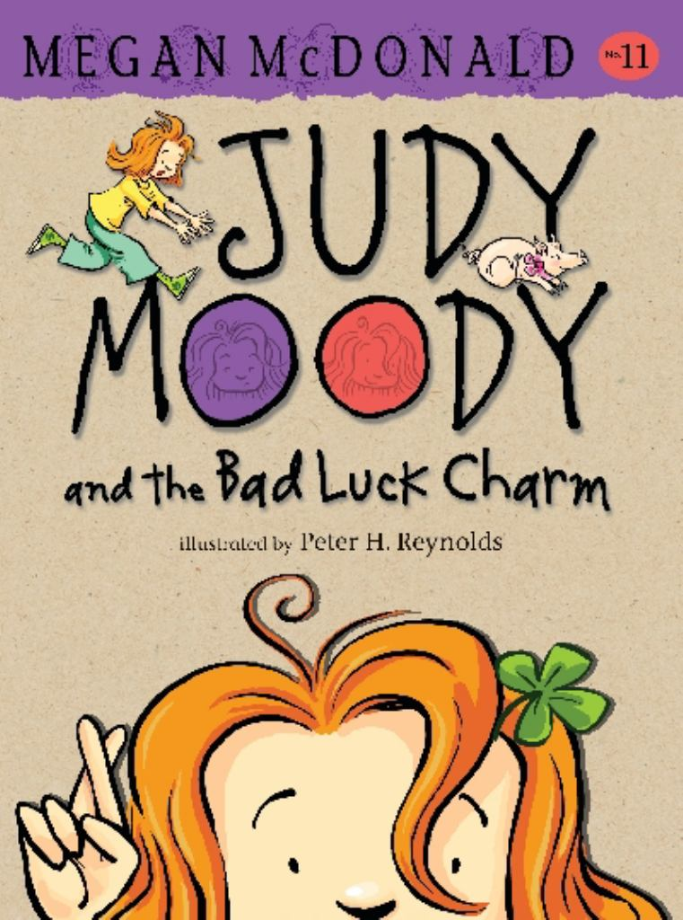 Judy Moody and the Bad Luck Charm  by Megan McDonald - 9781406344196