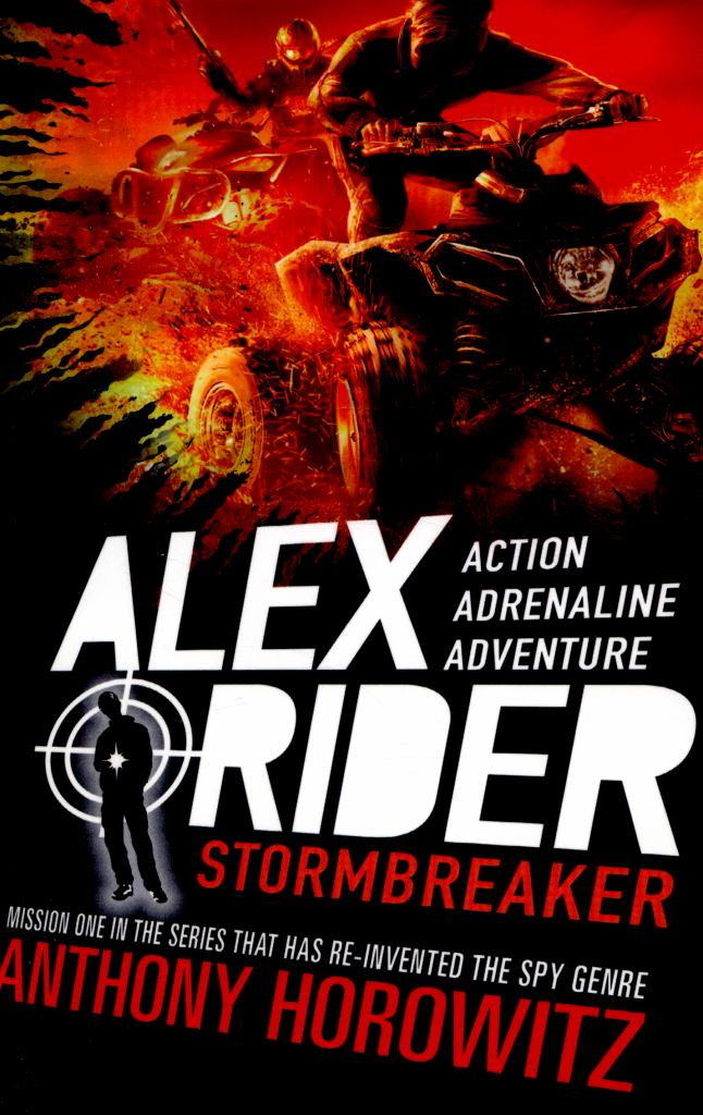 Stormbreaker  by Anthony Horowitz - 9781406360196