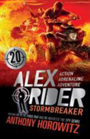 Stormbreaker  by Anthony Horowitz - 9781406388589