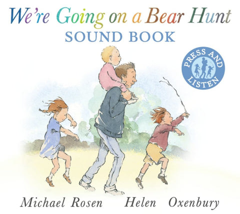 We're Going on a Bear Hunt  by Michael Rosen - 9781406391350