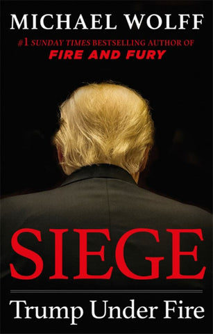 Siege  by Michael Wolff - 9781408711644
