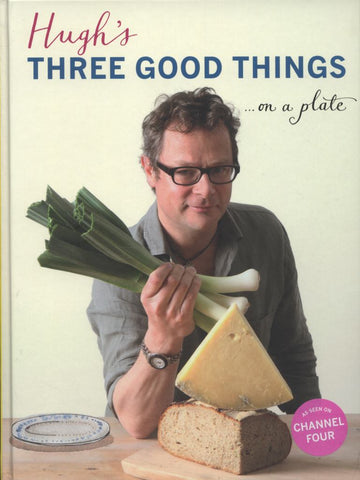 Three Good Things  by Hugh Fearnley-Whittingstall - 9781408828588