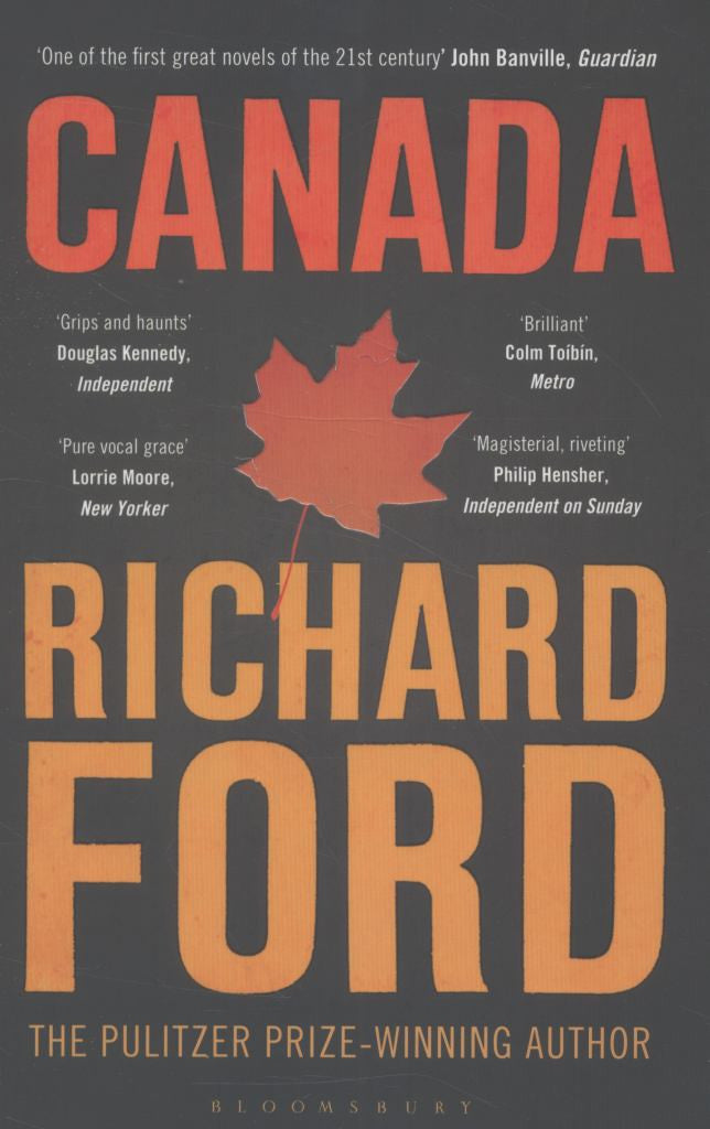 Canada  by Richard Ford - 9781408831007