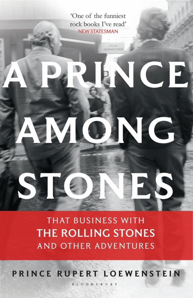 A Prince among Stones  by Prince Rupert Loewenstein - 9781408831342